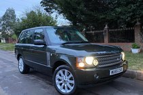 Land Rover Range Rover V8 SUPERCHARGED LOW MILEAGE CHEAPER ROAD TAX