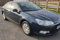 Citroen C5 HDI SX - FULL MOT - 10x SERVICE STAMPS - ANY PX