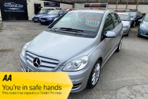 Mercedes B Class B160 BLUEEFFICIENCY SPORT