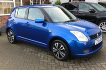 Suzuki Swift GL, LADY OWNER+7 STAMPS HISTORY