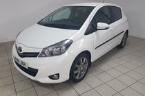 Toyota Yaris Now sold