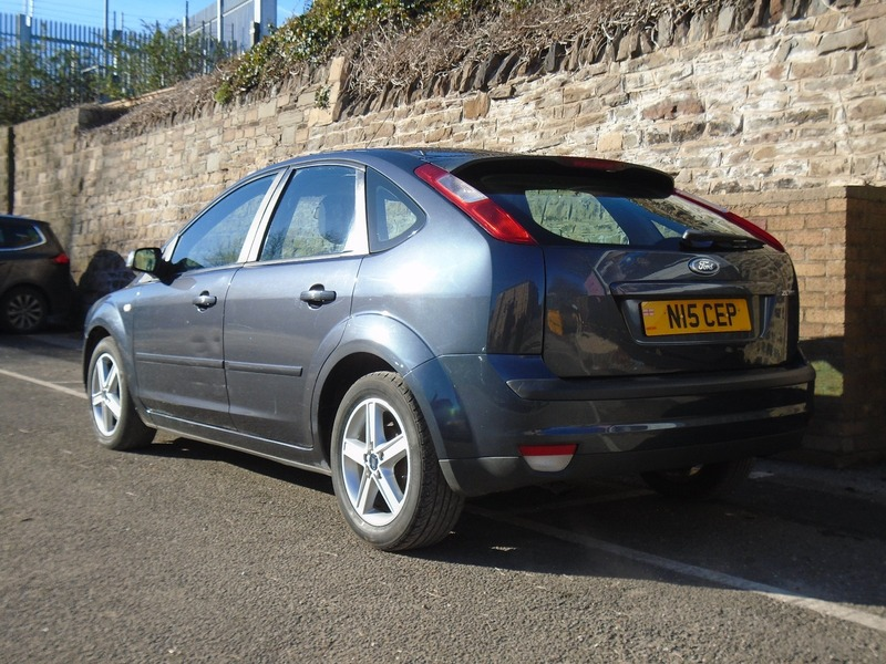 Ford Focus 1 6 Ti Vct Zetec Climate Family Owned Car Since 10 Mth
