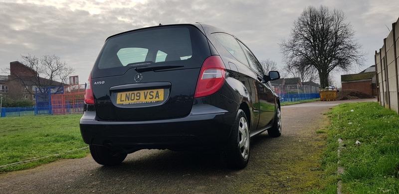 Mercedes A Class