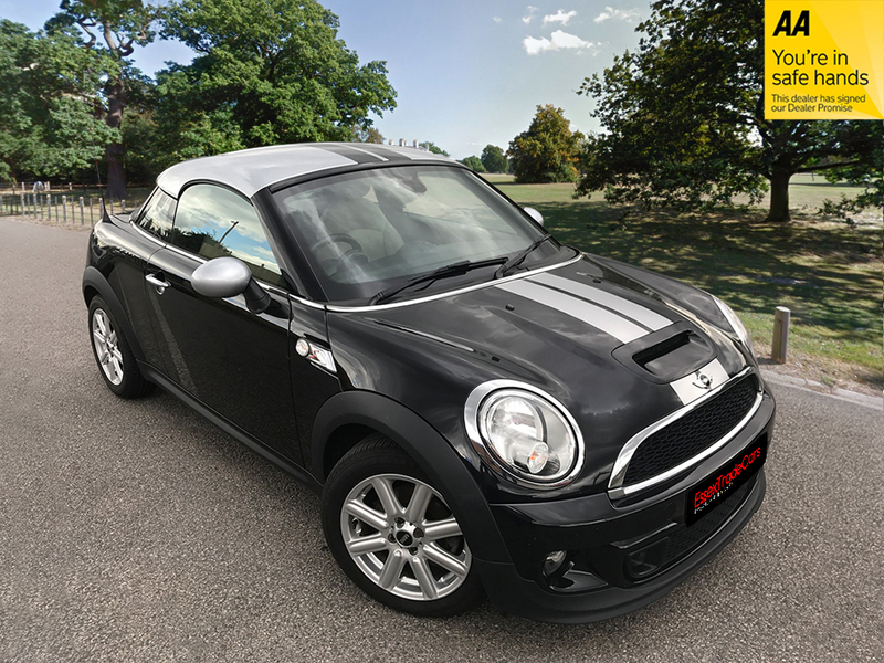 Mini Coupe Cooper Sd Manual 1 Private Owner Full Heated Beige