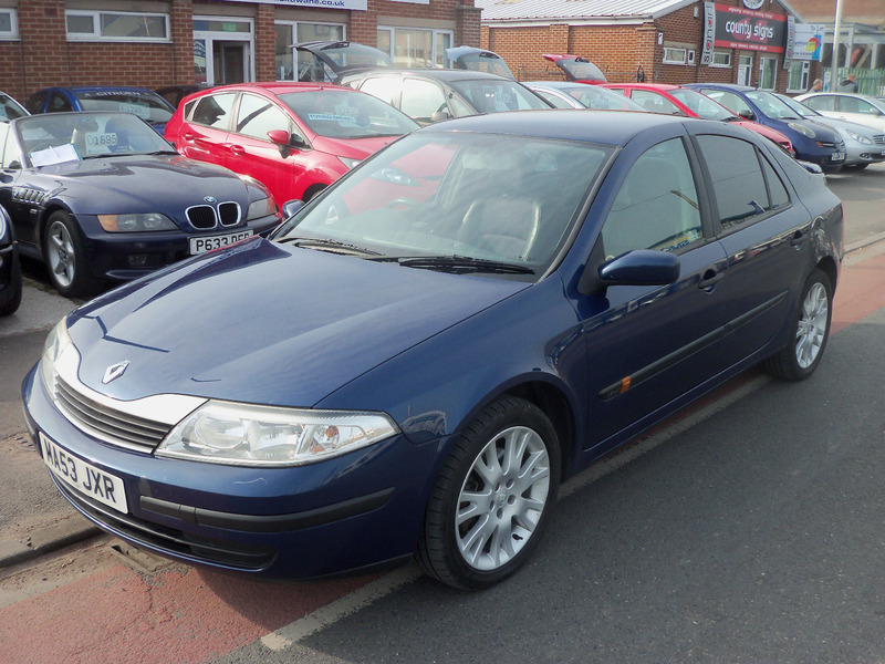 renault laguna 1 9 dci authentique 120bhp mick dwane. Black Bedroom Furniture Sets. Home Design Ideas