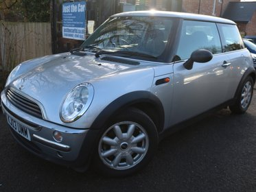 MINI Hatch 1.6i 16v One