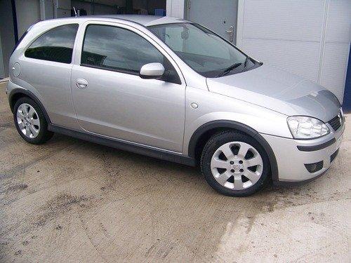 Vauxhall Corsa 1.2I 16V SXI+ A/C