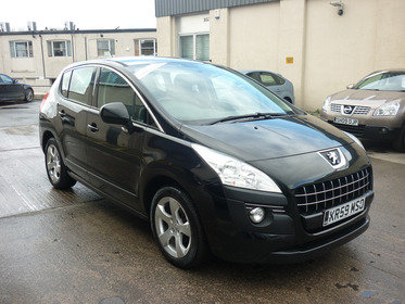 Peugeot 3008 1.6 HDI FAP 110 SPORT Finance Available
