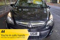 Vauxhall Corsa EXCITE ECOFLEX