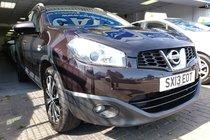 Nissan Qashqai PLUS 2 N-TEC PLUS