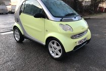 Smart City Coupe SMART&PULSE SOFTIP