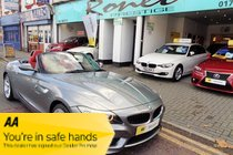 BMW Z4 Z4 SDRIVE20i M SPORT ROADSTER , ONLY 35K, FULL HISTORY, ULEZ EXEMPT