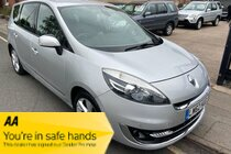 Renault Scenic GRAND DYNAMIQUE TOMTOM ENERGY DCI S/S