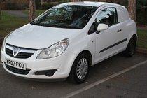Vauxhall Corsa SWB CDV CDTI