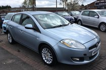 Fiat Bravo MULTIJET DYNAMIC, LOW MILEAGE, GREAT RUNNER