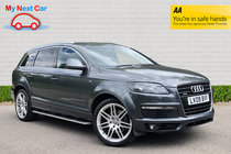Audi Q7 TDI QUATTRO S LINE 21