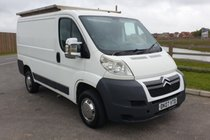 Citroen Relay 30 L1H1 100 SWB PV - MOT 10.03.2020 - NO VAT - ANY PX WELCOME