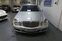 Mercedes E Class E220 CDI EXECUTIVE