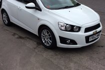 Chevrolet Aveo LTZ BUY NO DEP & £ 25 A WEEK T&C APPLY