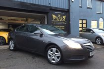 Vauxhall Insignia Exclusiv 2.0CDTi 16v (160PS)