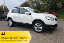 Nissan Qashqai DCI ACENTA IS