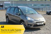 Citroen C4 HDI VTR PLUS GRAND PICASSO PICASSO 7 VTR PLUS HDI POPULAR 7 SEATER GREAT FOR FAMILIES VERY ECONOMICAL CHEAP TAX