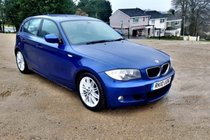 BMW 1 SERIES 118d M SPORT #MSport