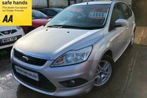 Ford Focus 1.6 TDCi ECONETIC [110] [DPF] DIESEL HATCHBACK VERY CLEAN EXAMPLE ONLY 76000 PX WELCOME