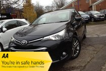Toyota Avensis D-4D BUSINESS EDITION