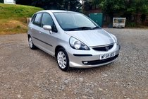 Honda Jazz DSI SE #Automatic #FinanceAvailable