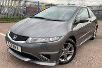 Honda Civic I-VTEC TYPE S I-SHIFT