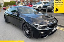 BMW 4 SERIES M4 COMPETITION