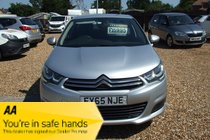 Citroen C4 BLUEHDI TOUCH