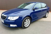 Skoda Superb S 1.6 TDI CR 105PS