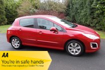 Peugeot 308 1.6 HDi tive 5dr