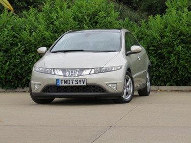 Honda Civic 1.8 I-VTEC ES I-SHIFT