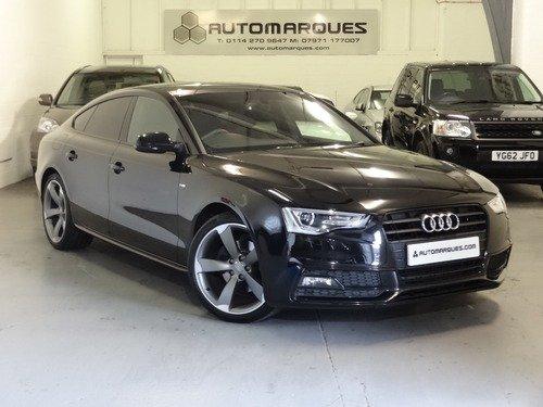 Audi A5 2.0 TDI BLACK EDITION 177PS