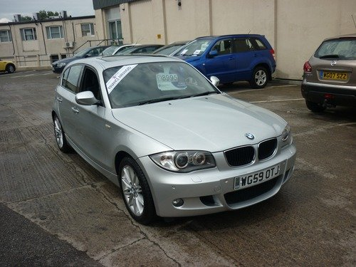 BMW 118 118d M SPORT Finance Available