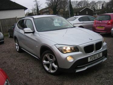 BMW X1 2.0 XDRIVE18d SE FULL LEATHER, 18