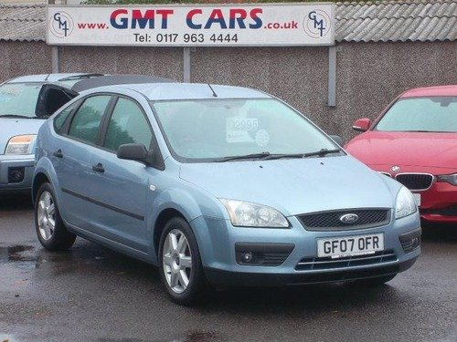 Ford Focus 1.8 Sport 5dr SERVICE HISTORY, LOW MILEAGE