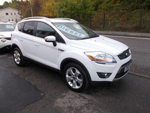 Ford Kuga 2.0 TDCI TITANIUM BUY NO DEP & £55 A WEEK t&C