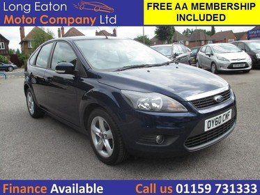 Ford Focus 1.6 ZETEC (FULL SERVICE HISTORY)