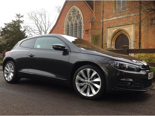 Volkswagen Scirocco 2.0 TDI GT 170PS FULL LEATHER ONE OWNER