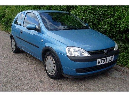 Vauxhall Corsa 1.2I 16V CLUB