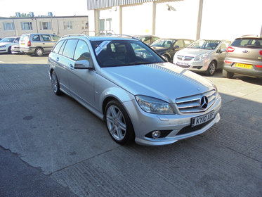 Mercedes C Class 2.1 C 220 CDI BLUEEFFICIENCY SPORT Finance Available