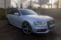 Audi A4 S line Black Edition 2.0 TDI 177PS quattro