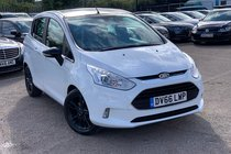 Ford B-Max ZETEC WHITE EDITION