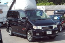 Mazda Bongo 2.0 AERO CITY RUNNER 8 SEAT MPV