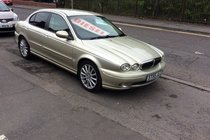 Jaguar X-Type S - HPI CLEARED AND 1 YEARS FREE AA COVER INCLUDED