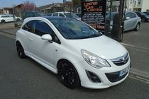 Vauxhall Corsa S 1.2i  LIMITED EDITION